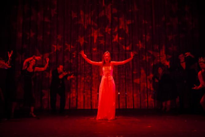 CARRIE The Musical 2013   © Erik Scanlon/Snapfish