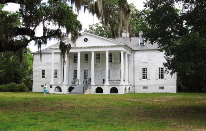 Hampton Plantation near McClellanville | © Brian Stansberry/WikimediaCommons