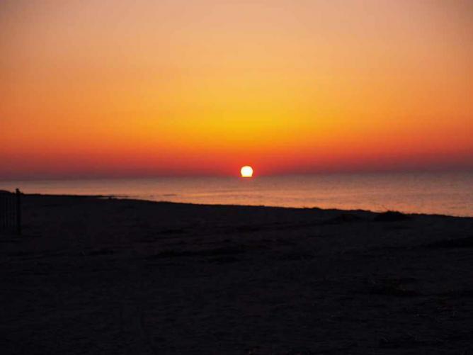 Sunset on Edisto Island | © Rbwsc/WikimediaCommons