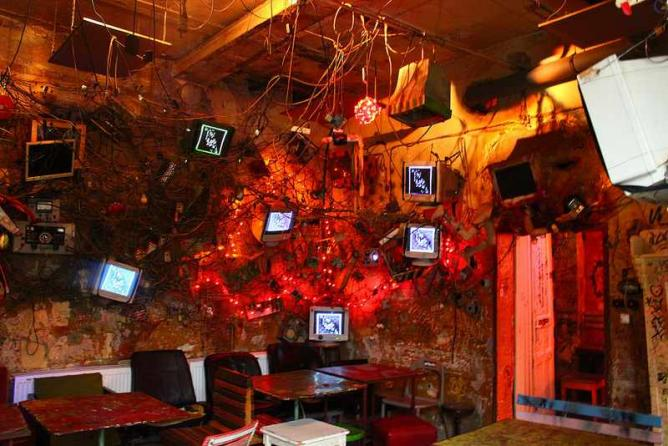A Guide To Budapest S Best Warehouse Ruin Bars