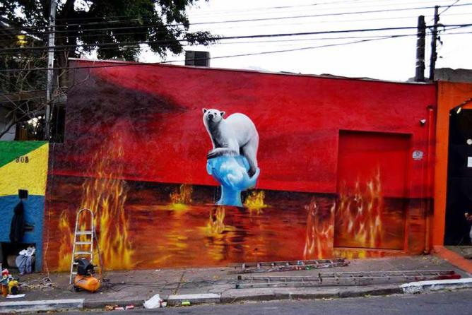9 Thought Provoking Street Art Murals You Should Know