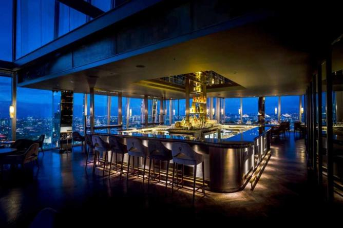 The Most Stylish Rooftop Bars In London