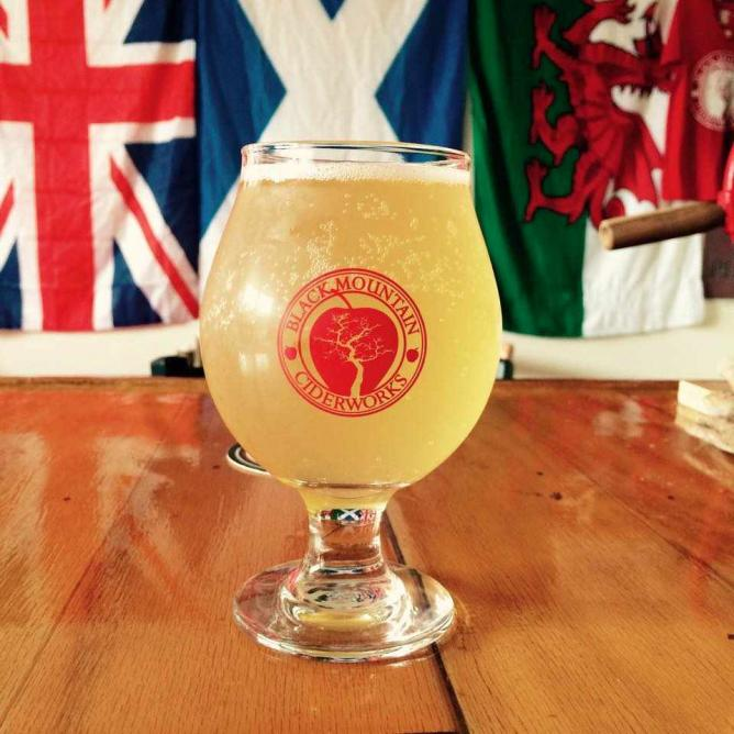 The Dreadnaught from Black Mountain Ciderworks   Courtesy of Black Mountain Ciderworks