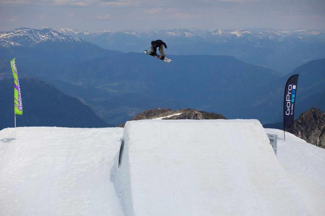 : The Camp of Champions Snowboard, Ski and MTB Summer Photo Stream@Flickr