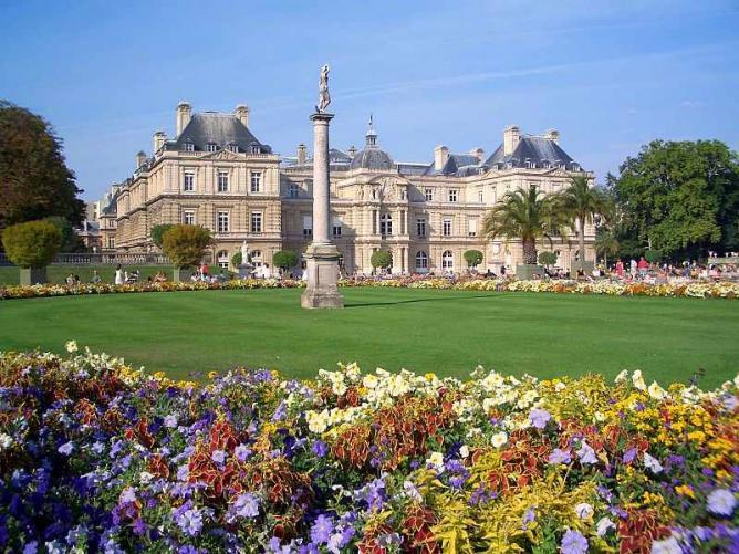 The 10 most beautiful parks in paris france for Jardin luxemburgo