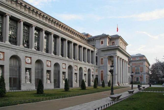 Museo del Prado | © Brian Snelson/WikiCommons