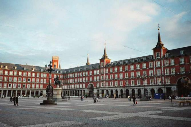 Plaza Mayor | © Gryffindor/WikiCommons