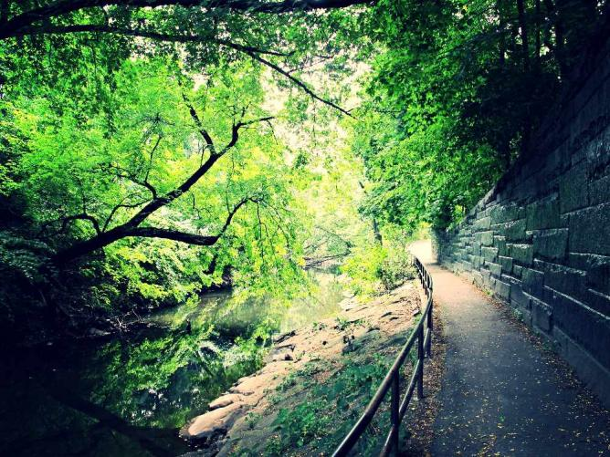 The 10 Best Bike Paths In New York City