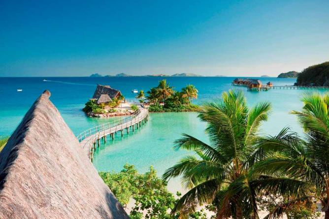 Likuliku Lagoon Resort   © Roderick Eime/Flickr