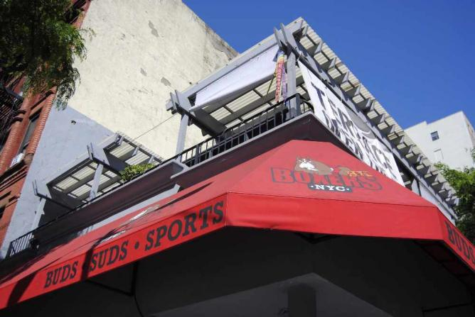Boxers Sports Bar