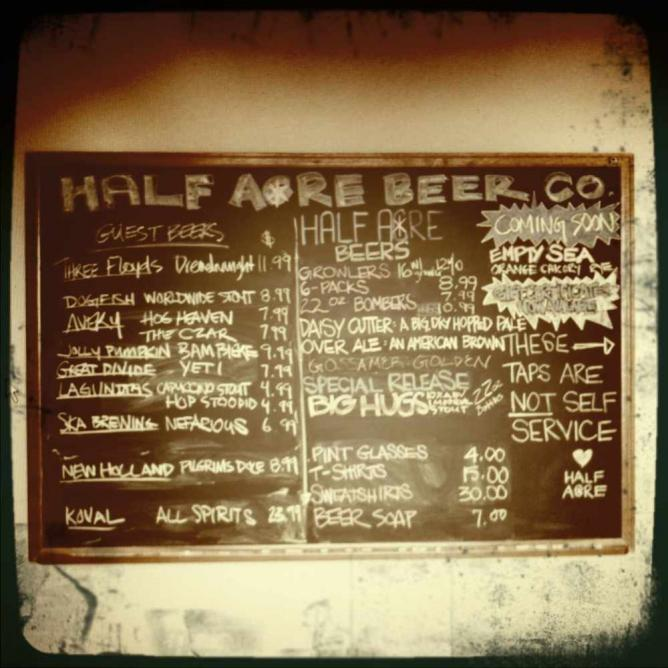 Half Acre Beer Company | © Tony/Flickr