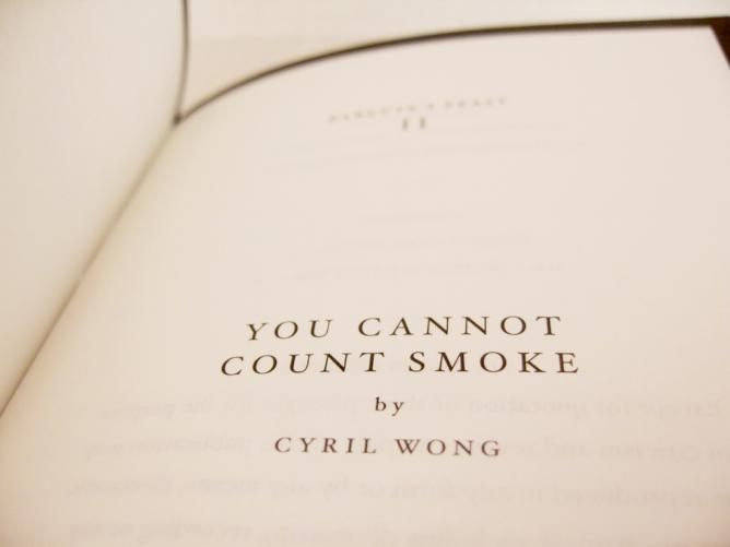 Cyril Wong | © Flickr/BooksActually