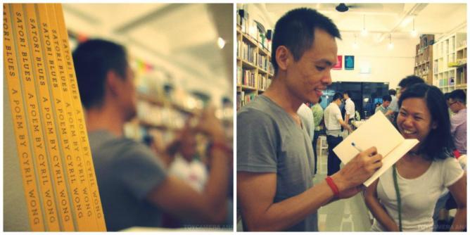 Cyril Wong   © Flickr/BooksActually