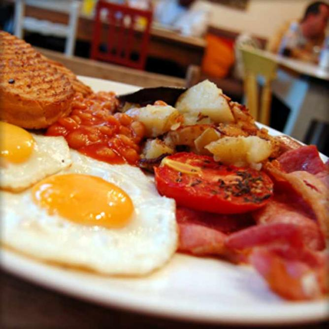 The 10 Best Breakfast Spots In Islington London
