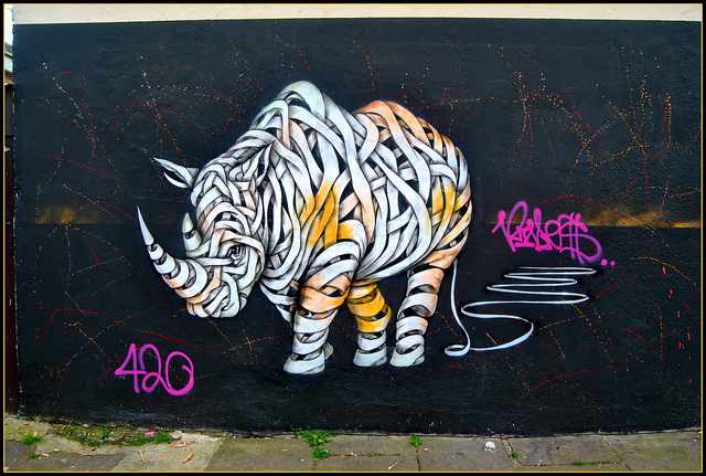 where to find london s best street art