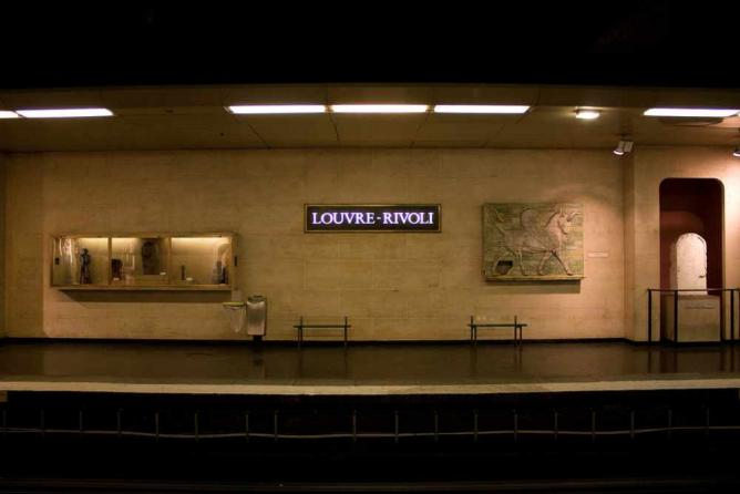 Louvre-Rivoli | © Kety/Flickr