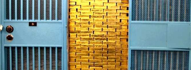 NY Fed Gold Vault