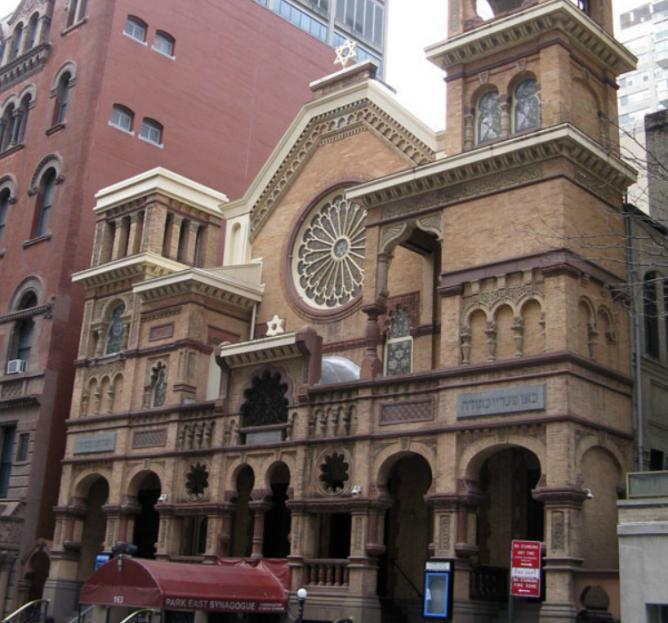 10 Manhattan Ave New York Ny 10025: 10 Religious Buildings In Manhattan That Shaped NYC Culture