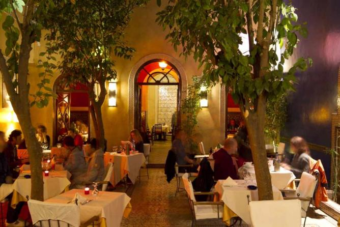 The 10 Best Cafes In Marrakech Morocco