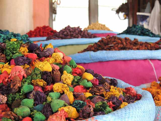 Spices, Marrakech | © Stuart Pinfold/Flickr