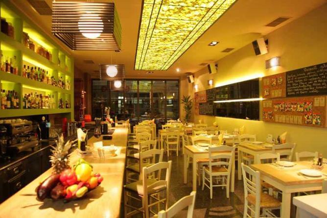 Mono Restaurant   Courtesy of Mono Restaurant