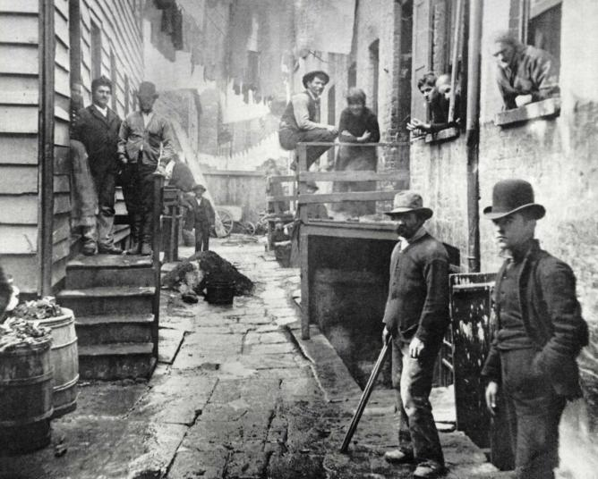 © Jacob Riis/WikiCommons
