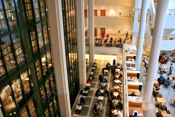 The David Lam Management Research Library | The David Lam ...
