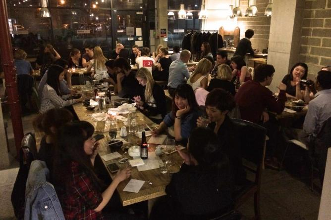 Monograph London Supper Club Session
