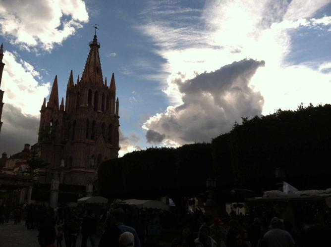The Parroquia | Courtesy of JoAnneh Nagler