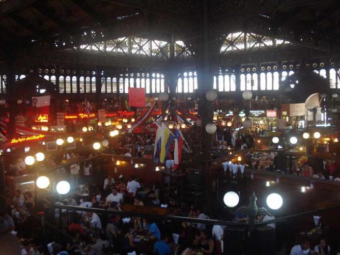 Mercado Central | © Isha/WikiCommons