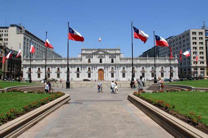 Presidential Palace, La Moneda | © Cecilia Pérez Jara, ex Ministra SEGEGOB/Flickr