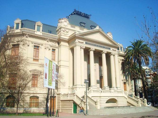 The Museum of Fine Arts | © Carlos yo/WikiCommons