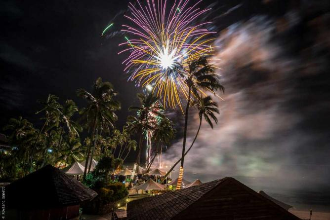 New Year Fireworks | © Rowly Emmett/Flickr