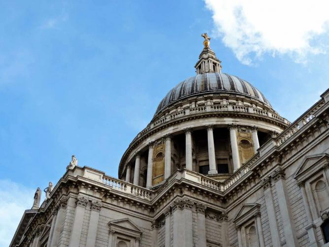 St Paul's Cathedral   © [Duncan]/Flickr