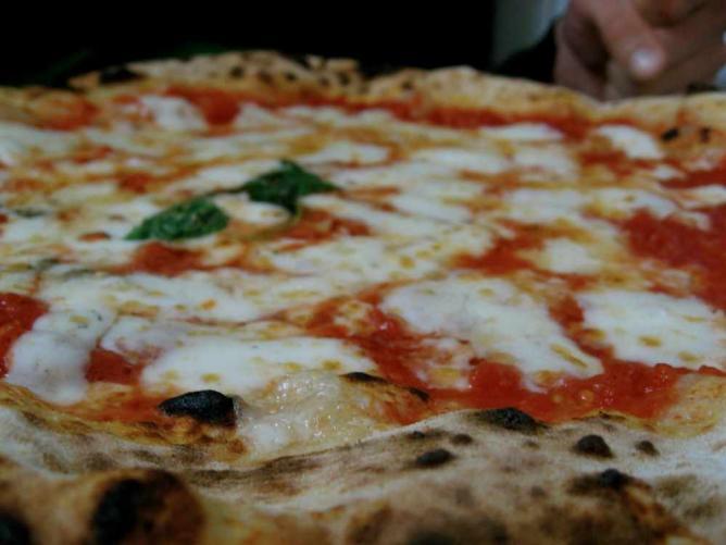 Margherita Pizza | © SamiKeinänen/Flickr