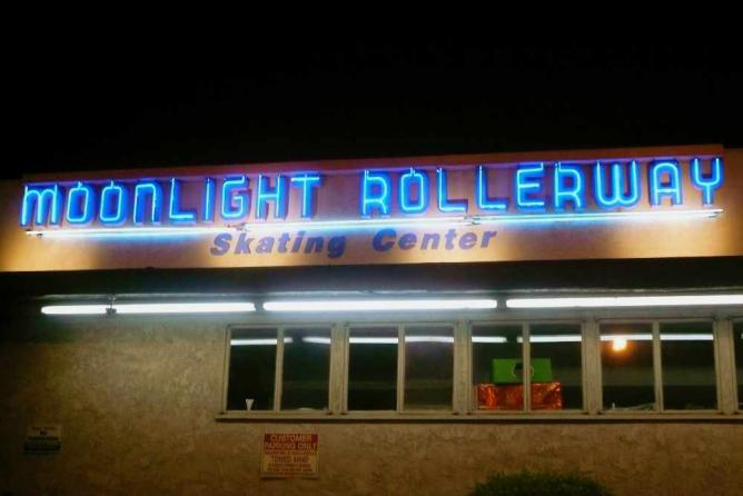 Moonlight Rollerway