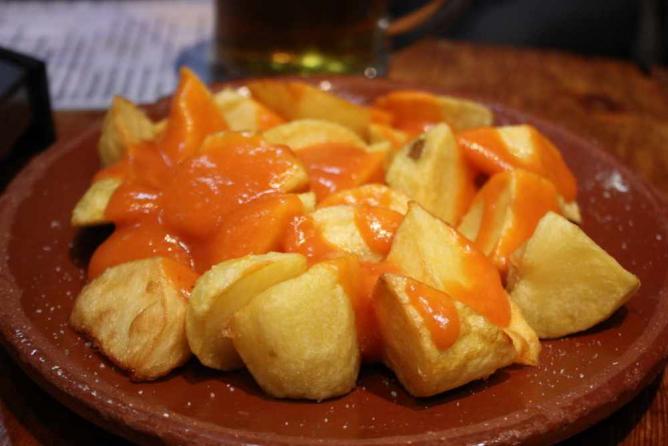 Patatas Bravas | © Krista/WikiCommons
