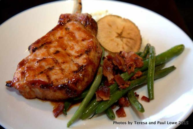 BluEmber Restaurant at Omni Rancho Las Palmas offers guests a beautiful dining experience