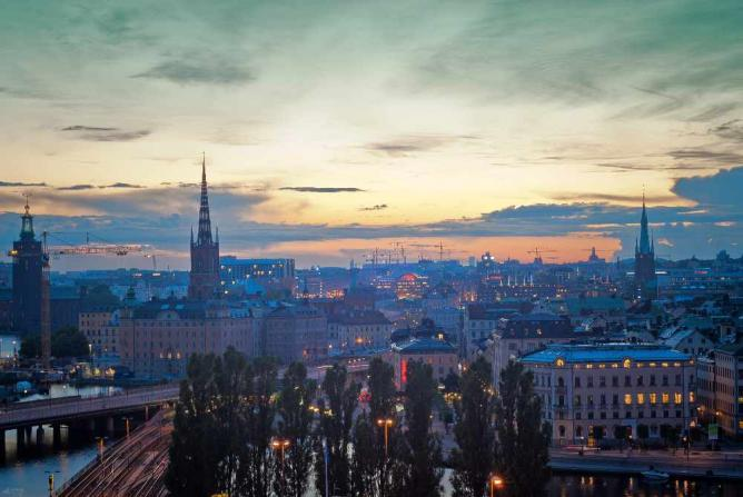 View from the Gondolen | © theboseographer/Flickr