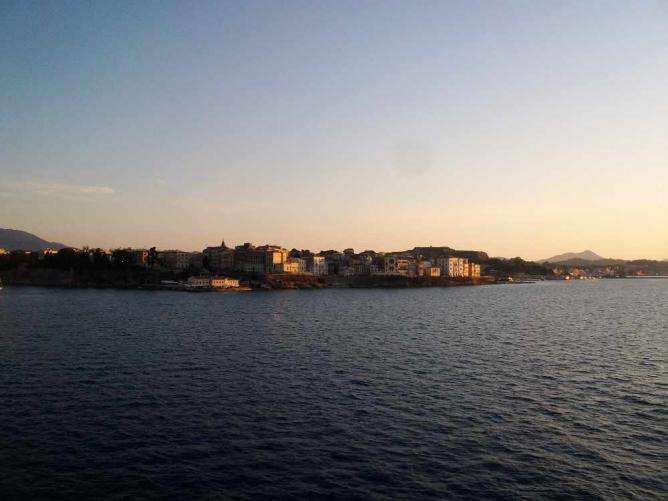 Aspect of the old city of Corfu | Courtesy of Evangelos Tsirmpas