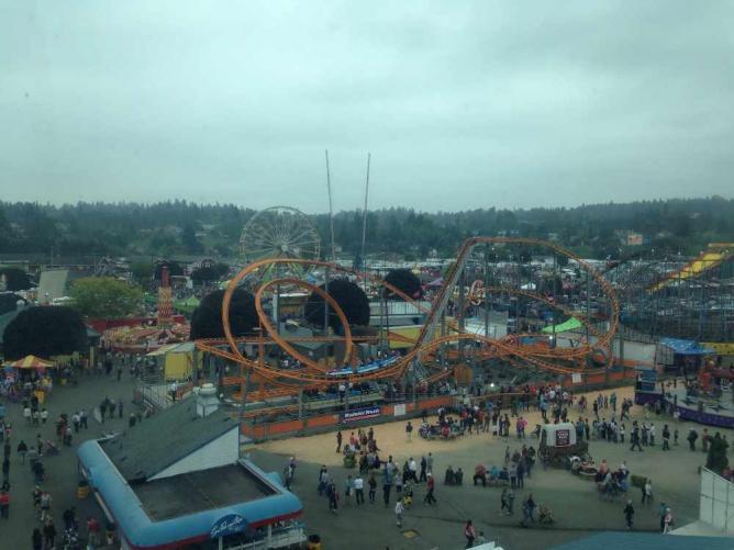 Washington State Fair in Puyallup | © Lauren Michell Rabaino/Flickr