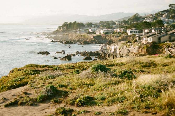 Cambria, California | Courtesy of Douglas Despres