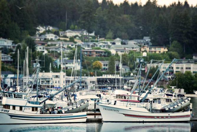Gig Harbor | Courtesy of the City of Gig Harbor