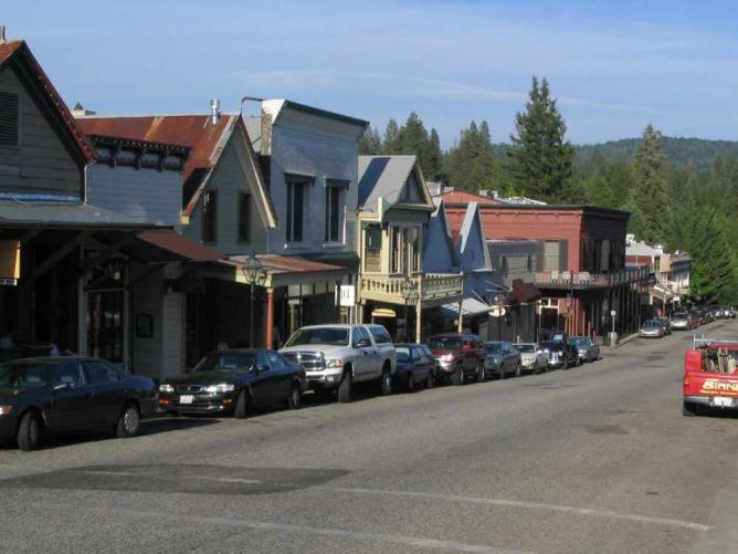 Nevada City, California | © Ken Lund/Flickr