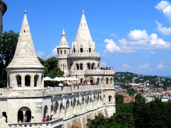 Best Restaurant Castle Hill Budapest