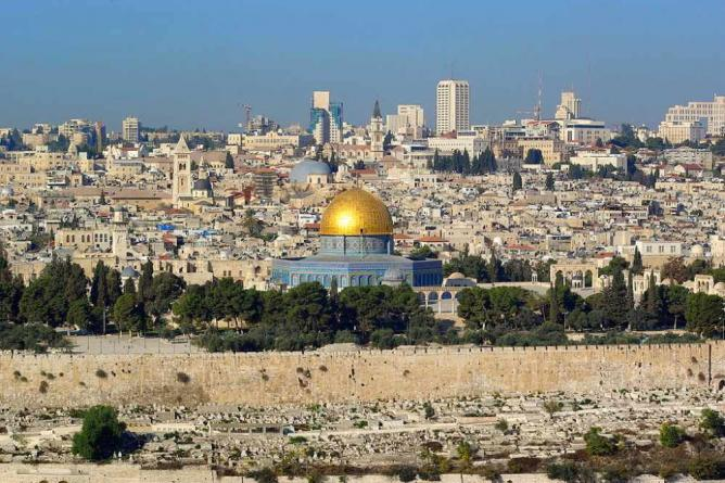 Jerusalem | © Berthold Werner/ WikiCommons.jpg