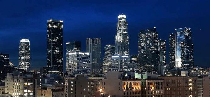 Downtown Los Angeles | © Aydin Palabiyikoglu/Flickr