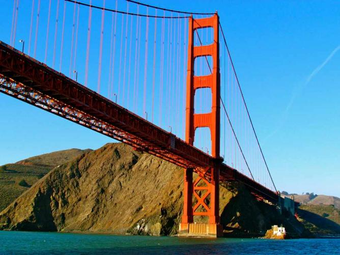 Golden Gate Bridge, San Francisco, California | © Jeff Gunn/Flickr