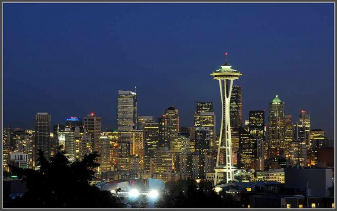 Seattle, Washington | © tdlucas5000/Flickr