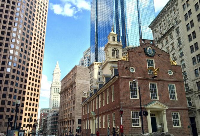 Freedom Trail | © Kristin/Flickr